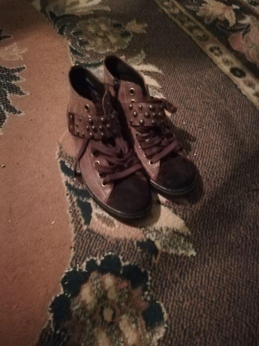 Pantofl de piele