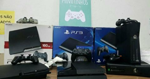 Play station 4 pro a venda