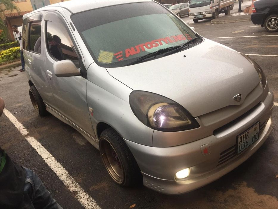 Vendo Toyota Funcargo