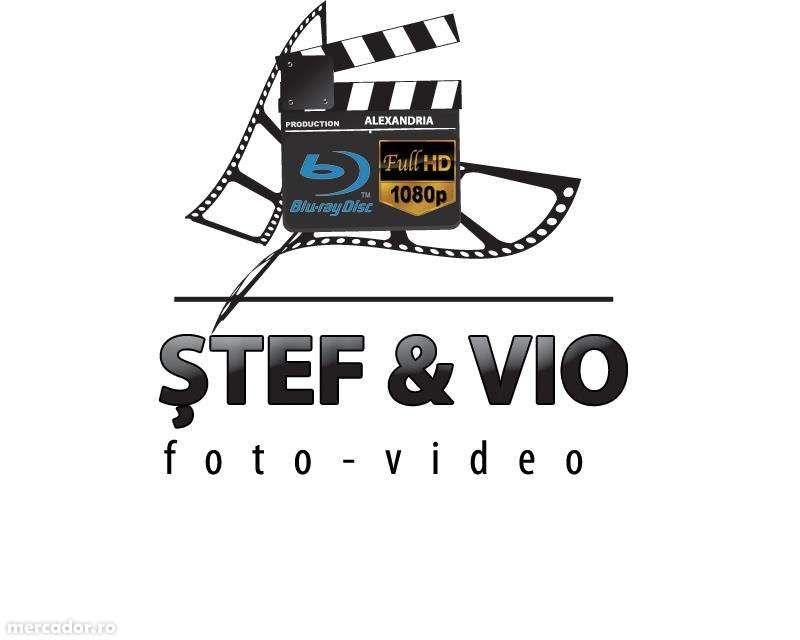 Servicii Foto-VideoHD Stef&Vio Alexandria Filmari