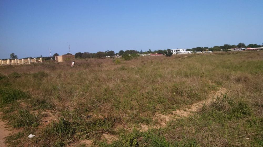 Terreno 2 hectares atraz da vila olimpica