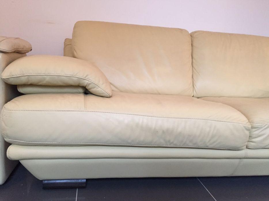Canapele canapea sofa piele Natuzzi 3+2