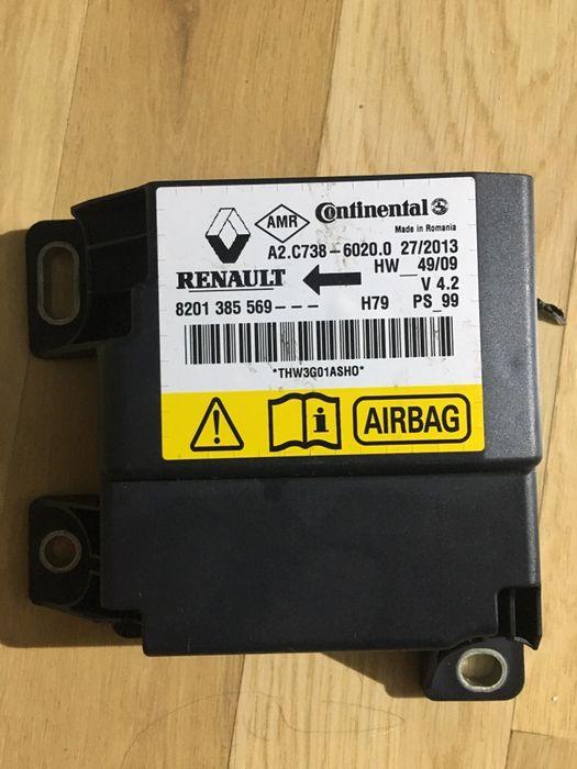 Calculator airbag Logan 1 , Sandero, Duster 1