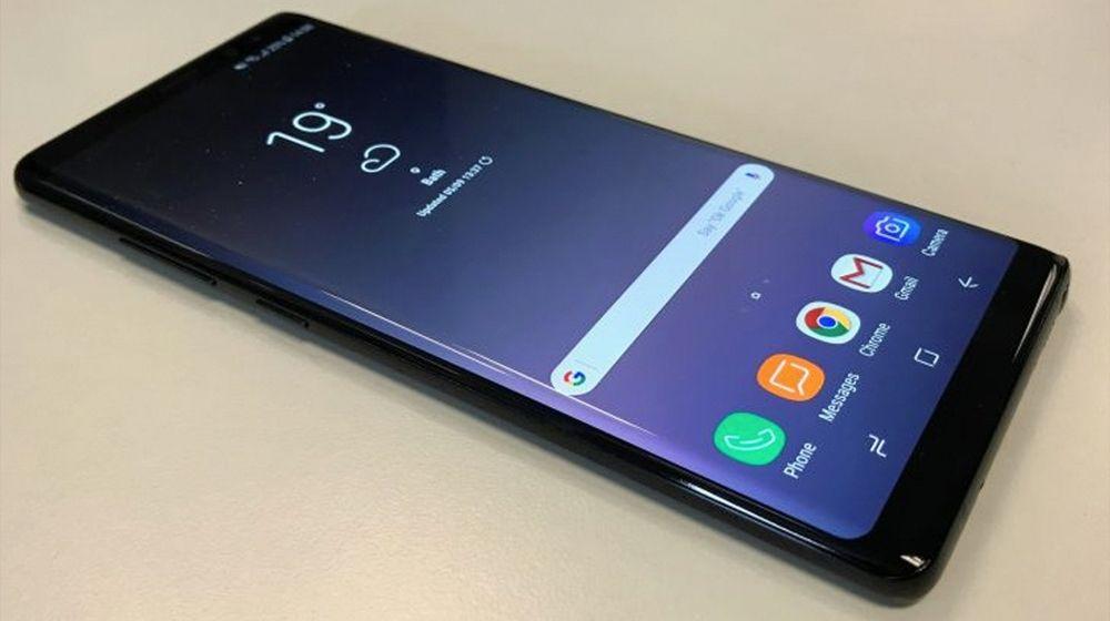 Samsung Note 8 | novo