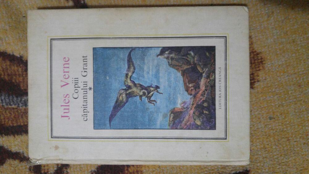 "Schimb carte "" Copii capitanului Grant volumul1 """