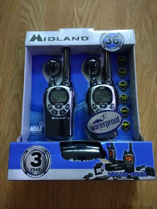 Set statii radio Midland GXT1000