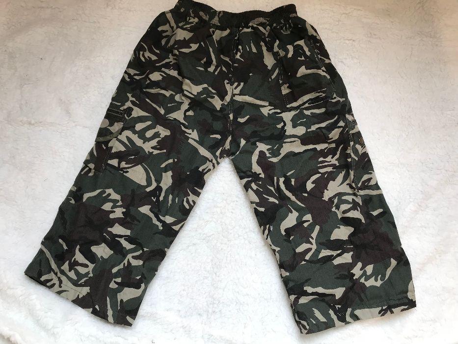 Pantalon scurt barbati camuflaj army vanatoare pescuit plaja 5 buzunar