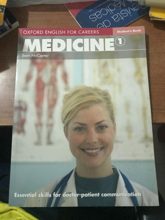 Livro Inglês básico para medicina