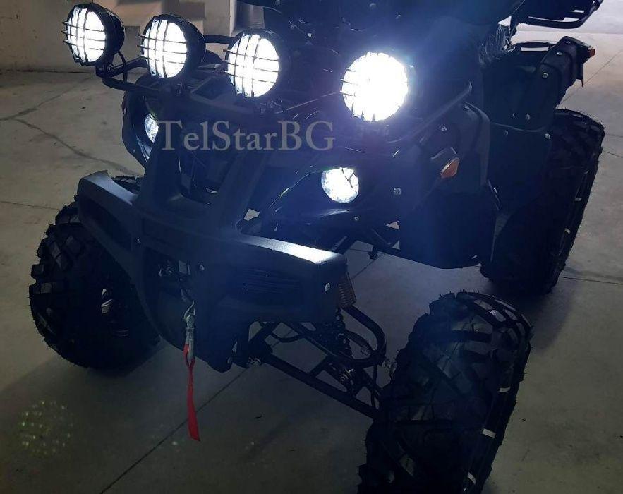 ATV 250 CC Hunter Camouflage с лебедка и теглич НОВО гр. Хасково - image 3