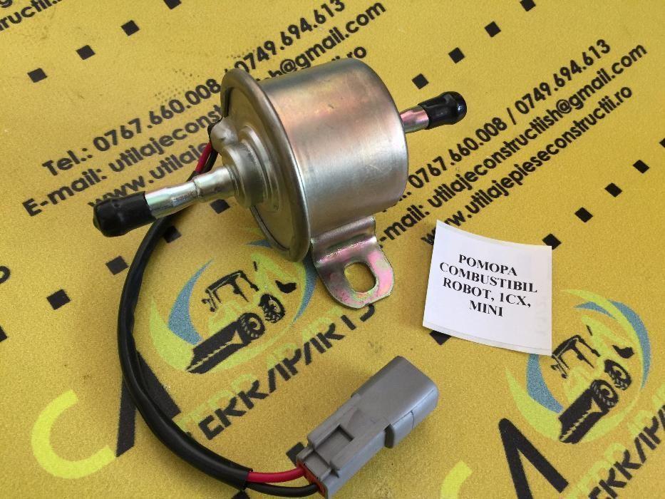 Pompa motorina JCB 1cx miniexcavator perkins