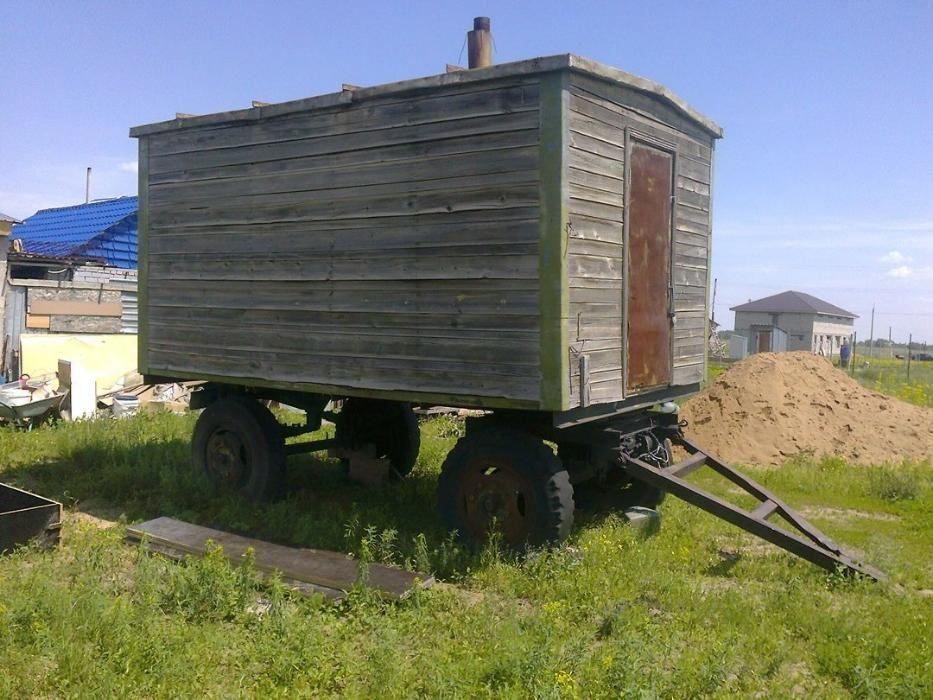 вагончик передвижной жилой