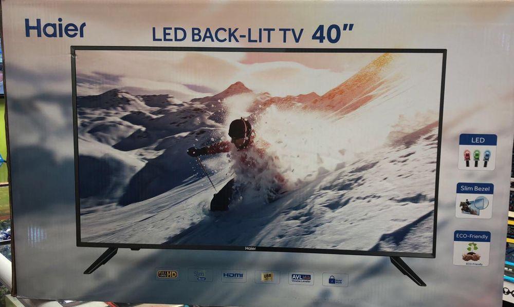 """TV Plasma Haier 40"""" LED 1 ano de garantia Bairro Jorge Dimitrov - imagem 2"""