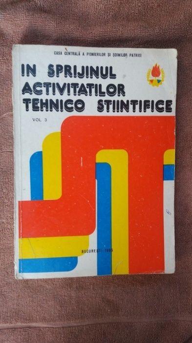 carte rara Casa pionierilor si somilor patriei comunism, RSR, colectie