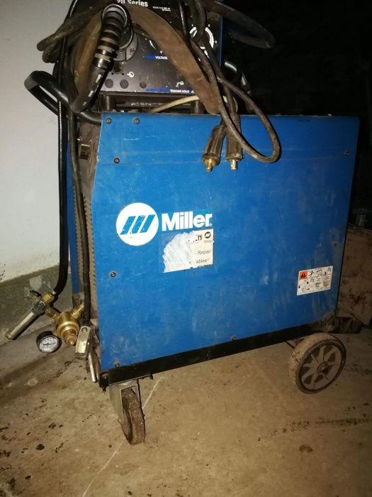 Instalatie de sudura Miller Blu-Pak 35 Mig