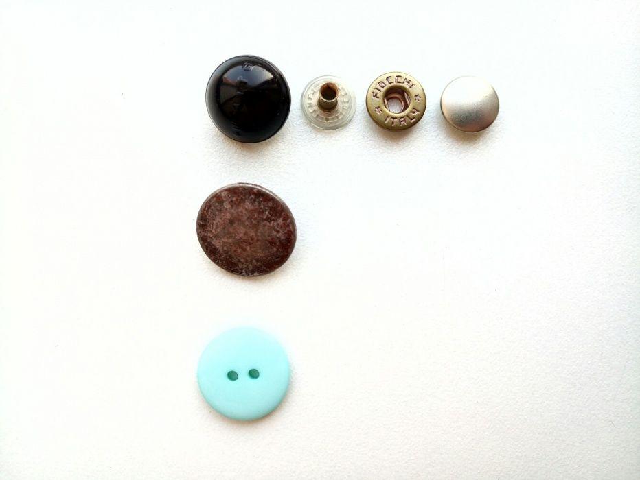 Пуговицы, кнопки для одежды