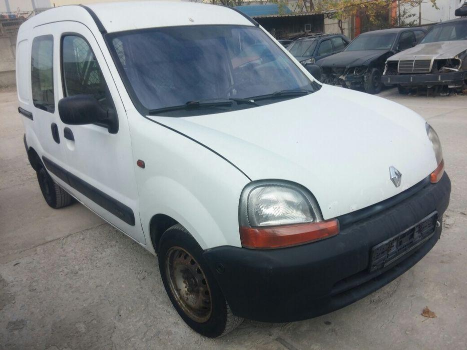 Рено Канго 1.5dci . Renault Kango на части