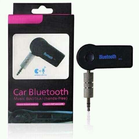 Aux Bluetooth music para carros,Home theater,