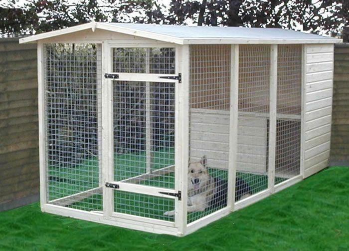 Cușcă câine 3000x2000x1800(LxlxH)