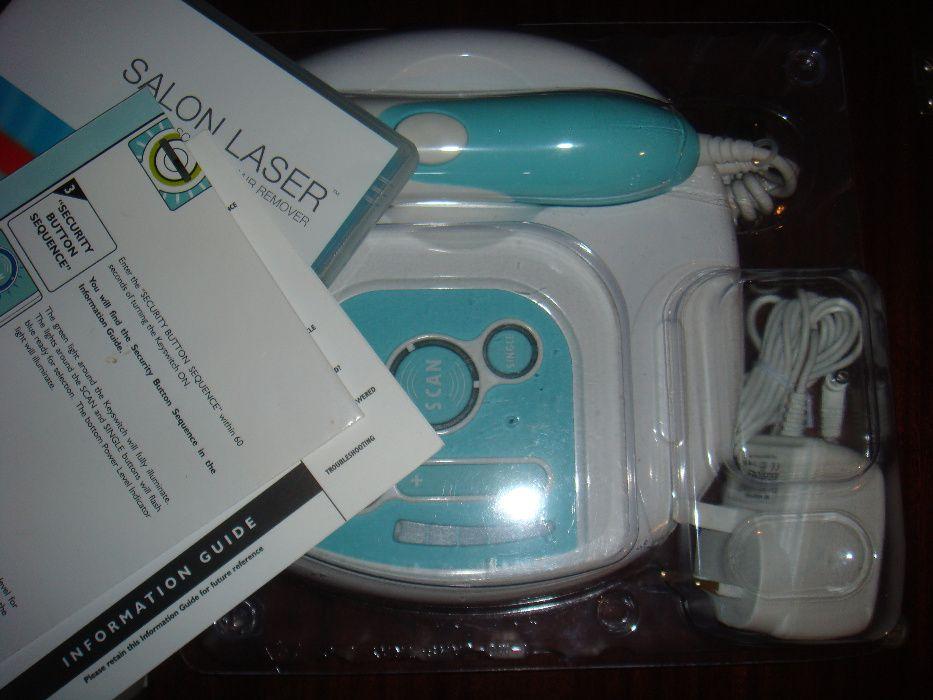 Rio Salon Laser - уред за лазерна епилация