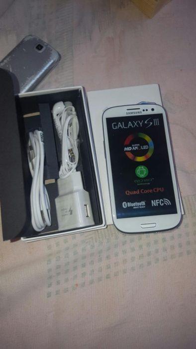 Boa coisa a ser comercializado samsung galax s3 novo original