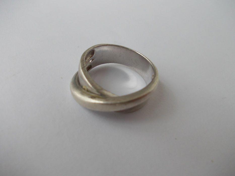Inel vechi din argint