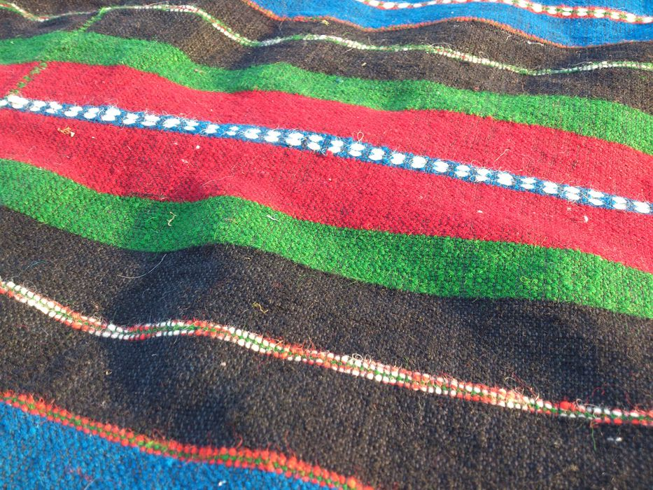 Черга,килим,пано - вълна 100%
