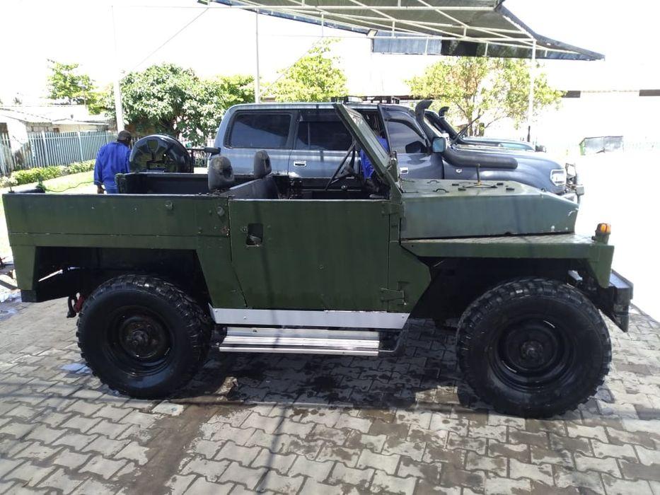 Vendo Land Rover