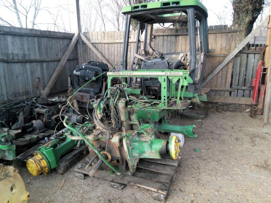 Piese tractor secondhand johndeere 6300