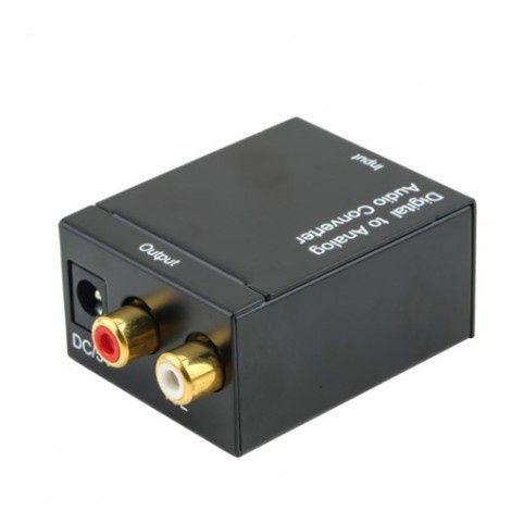 Конвертор от цифров към аналогов звук