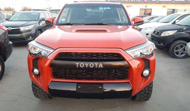 Toyota 4Runner ocasion