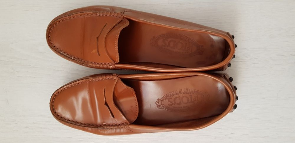 Mocasini Loafers TODS mas. 36