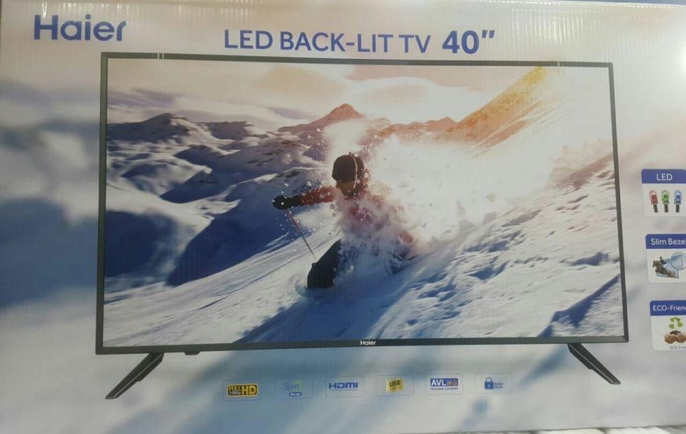 """Tv Haier selado 40"""" polegadas"""