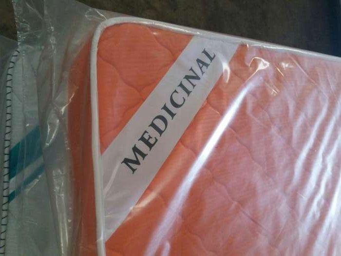 Colchões 190*140 Casal medicinais de mola