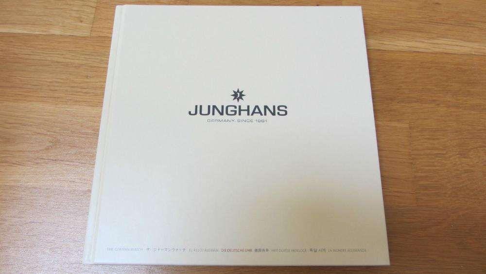 Catalog NOU ceasuri Jungans engleza