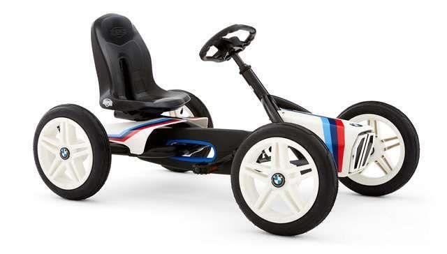 Cart/Kart Berg BMW Street Racer cu pedale pentru copii
