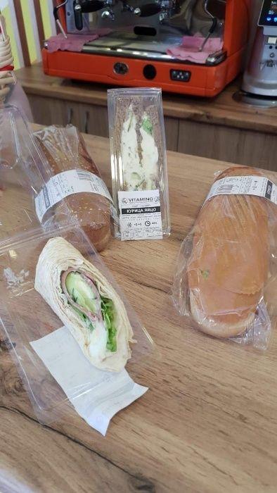 Оптовая доставка сэндвичей, бутерброды, сендвичи Алматы