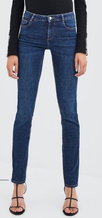 Calda jeans da Zara