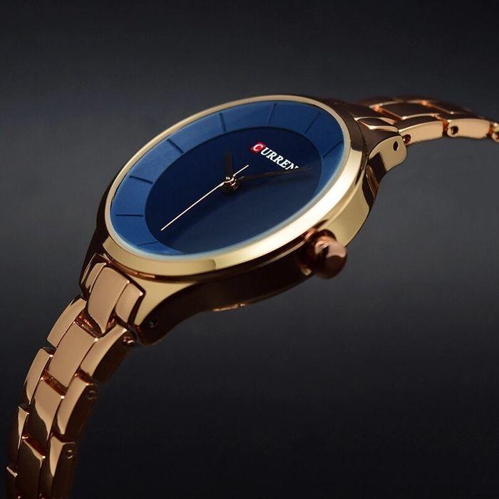 Relógio feminino Curren 9015