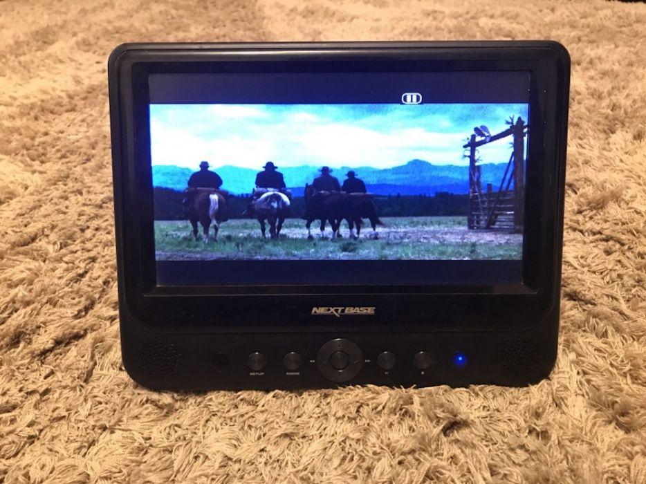 DVD Player Portabil NextBase SDV49-A, ecran 9inch, acumulator intern