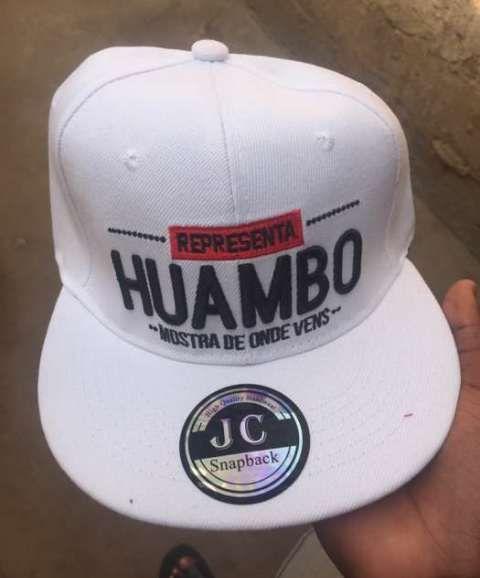 Chapeu represento Huambo