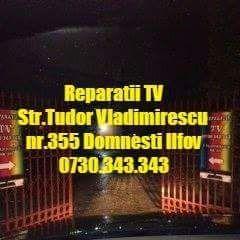 Reparatii tv crt ,LCD, plasme si achizitii defecte Domnesti Ilfov
