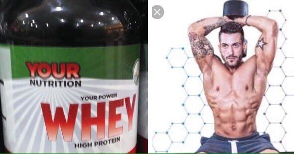 Whey melhor suplemento para ganhar massa muscular