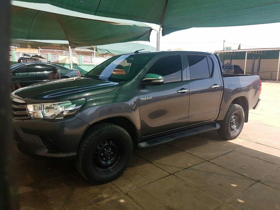 Toyota Hilux novo modelo, Diesel