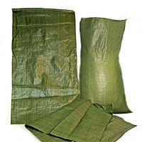 Полипропиленовые мешки для сбора урожая, строительного мусора и т.д.