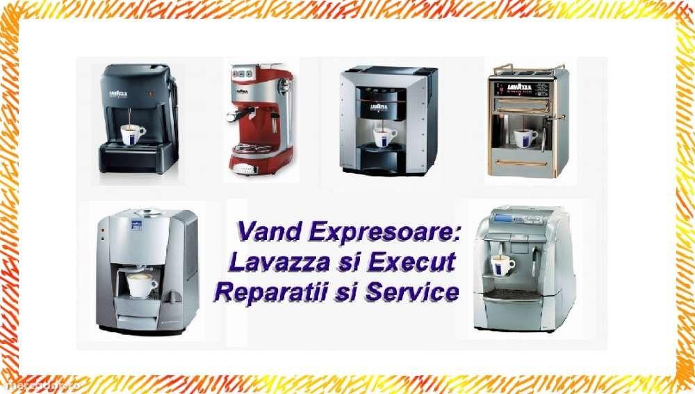 Service Reparatii Expresoare Lavazza si Vanzare