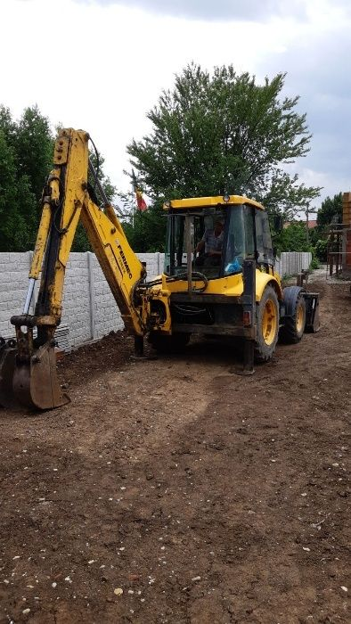 Inchiriez buldoexcavator cu operator Dej - imagine 3