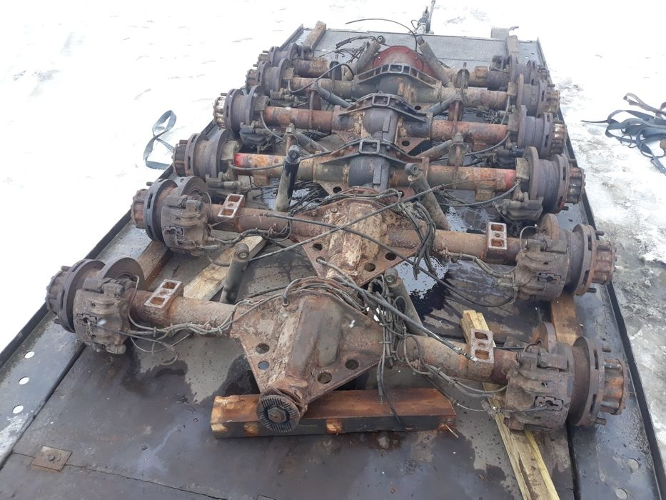 Vand punte spate iveco daily 65 c15,65c17,an2006