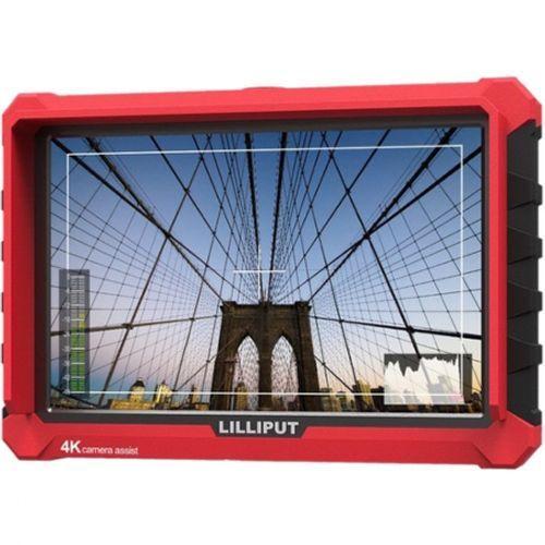 Monitor portabil Lilliput A7S 7″ Monitor UHD 4K HDMI, Macara Jib crane
