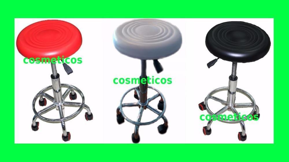 Scaun profesional cosmetica/mobilier salon manichiura/pedichiura PROMO