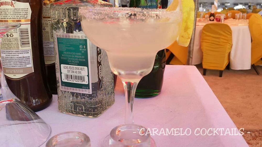 Cocktails para eventos